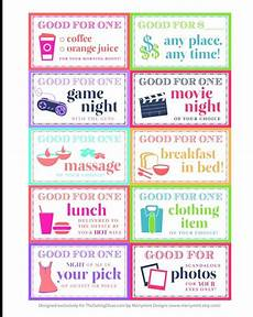 Customized Coupons Husband Coupon Wallet Cards Coupons For Boyfriend