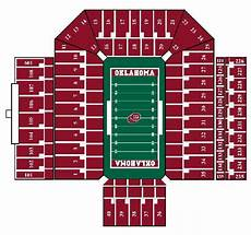 Ou Football Seating Chart Oklahoma Sooners 2014 Football Schedule