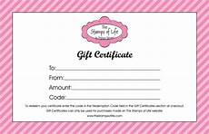 Make Gift Certificates Online Free 21 Free Free Gift Certificate Templates Word Excel Formats