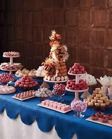 desserts table 39 amazing dessert tables martha stewart weddings