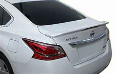 2016 Nissan Altima Spoiler by Painted Spoiler For A Nissan Altima Factory Style 2016