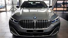 2020 bmw 750li new bmw 7 series 750li 2020 walkaround