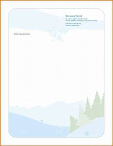 Word Stationery Templates Free 13 Microsoft Word Letterhead Template