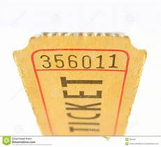 Picture Of Ticket Stub Ticket Stub Royalty Free Stock Photos Image 963448