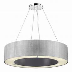 Giant Pendant Light Shade The Light Shade Studio Polo Bespoke 50cm 4 Light Two Tone