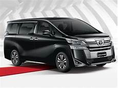 Toyota Mpv 2020 by Toyota Vellfire Mpv Spied In Ahead Of 2020 Launch