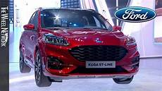 2020 ford lineup 2020 ford kuga reveal press conference 2020 ford
