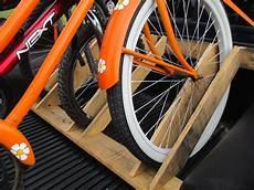 maple hill 101 thrifty thursday easy bike rack