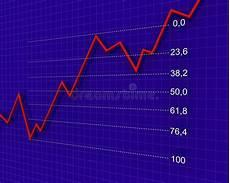 Fibonacci Chart App Chart Diagram Fibonacci Number Royalty Free Stock