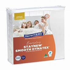 staynew smooth dynatex fitted waterproof mattress