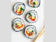 Maki Sushi Recipe ? A Couple Cooks