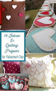 fabric crafts quilting 14 beautiful s day fabric quilting projects