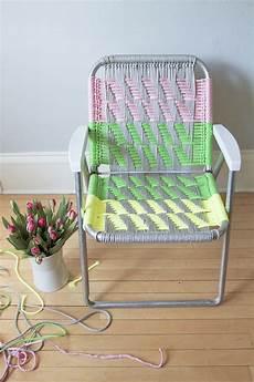 macrame chair woven macram 233 chair tutorial deuce cities henhouse