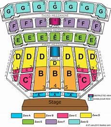 Radio City Music Hall Seating Chart Reviews Radio City Music Hall Seating Chart