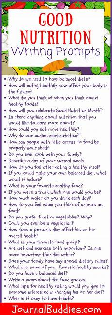 Nutrition Essay Topics 53 Good Nutrition Writing Prompts In 2020 Writing