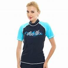 rash vest top swim shirt sleeve