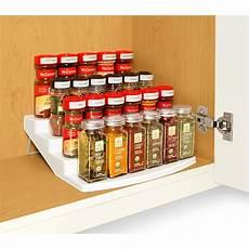 spice steps 4 tier cabinet spice rack organizer wayfair