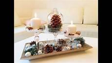 diy dekoration diy winterdeko f 252 r das wohnzimmer winter dekoration