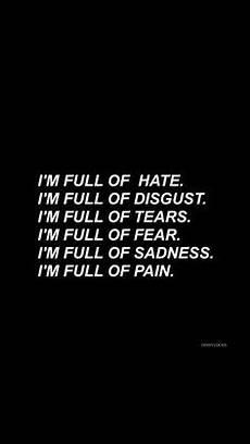 depressing wallpaper iphone depressing quotes depressed depression sad