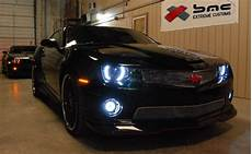 2010 Camaro Lights 2010 2013 Chevrolet Camaro Headlight Halos Kit