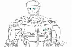 Malvorlagen Steel Real Steel Atom By Dragongirl508 On Deviantart Noisy Boy
