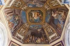 fresco renaissance frescoes vatican museum rome stock image image of