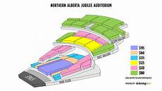 Northern Jubilee Auditorium Seating Chart Edmonton Northern Alberta Jubilee Auditorium Seating Chart