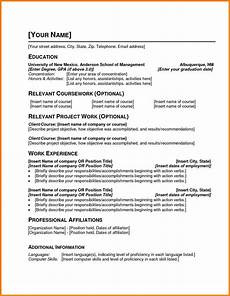 Resume Templates Pdf Download 5 Professional Resume Pdf Professional Resume List