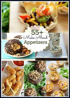 appetizers make ahead make ahead appetizers roundup