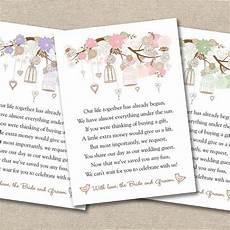 Wedding List Poems 14 Best Gift List Poems Images On Pinterest Wedding