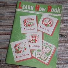 learn how book by coats and clarks care vintage learn how book distributed by coats clark 1959