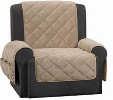 Cover Reclining Sofa 3d Image by Sure Fit Recliner Furniture Cover With Textured Pique