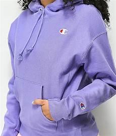 Light Purple Hoodie Mens Champion Pullover Purple Womens Champion Reverse Weave