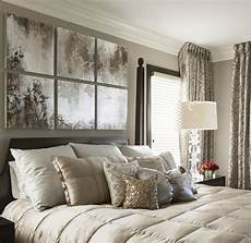 Robeson Design Hamptons Inspired Luxury Home Master Bedroom Robeson