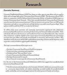 Research Report Example Research Report Format Template Business