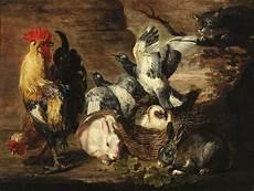 animali da cortile elenco david de coninck anversa 1644 bruxelles 1701
