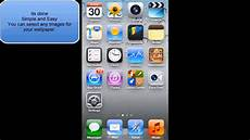 Changing Wallpaper On Iphone by How To Change Wallpaper In Ios 6 Iphone 5 Ipod Touch
