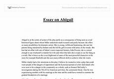 Character Sketch Essay Example Personal Character Sketch Example Essays