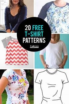 Designer Shirt Pattern 20 Free T Shirt Patterns You Can Print Sew At Home It