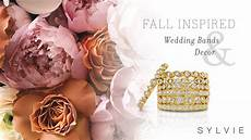 fall inspired wedding bands and decor sylvie collection