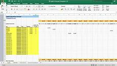 Capex Template Capital Expenditure Forecast Excel Model Template Eloquens