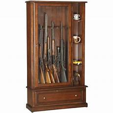 american furniture classics 174 12 gun curio cabinet