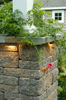 Stone Outdoor Lighting Integral Lighting Landscape Philadelphia By Integral