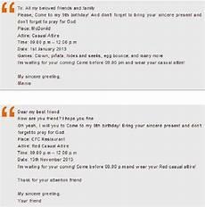 contoh undangan dalam bahasa inggris dan balasannya contoh surat undangan ulang tahun dalam bahasa inggris