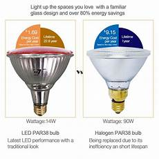 Red Outdoor Flood Light Bulbs Outdoor 14w Led Par38 Flood Light Bulb Red Light