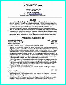 Architectural Project Manager Resume Perfect Construction Manager Resume To Get Approved