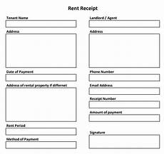 Rent Book Template Uk Free Rent Receipt Template 3 Templates In Excel And Word