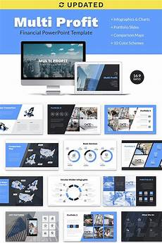 Business Presentation Powerpoint Templates Multi Profit Financial Company Presentation Ppt Powerpoint