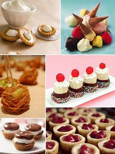 28 best images about dessert bite size on