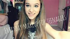 makeup for teens everyday neutral makeup for teenagers